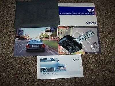 1999 volvo s80 t6 owners manual
