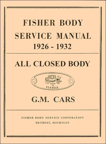 1973 fisher body service manual