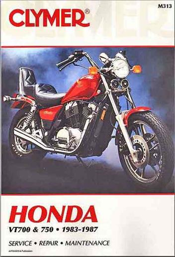 1987 honda spree owners manual