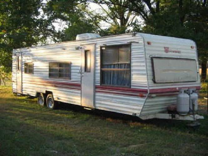 1993 fleetwood wilderness travel trailer owners manual