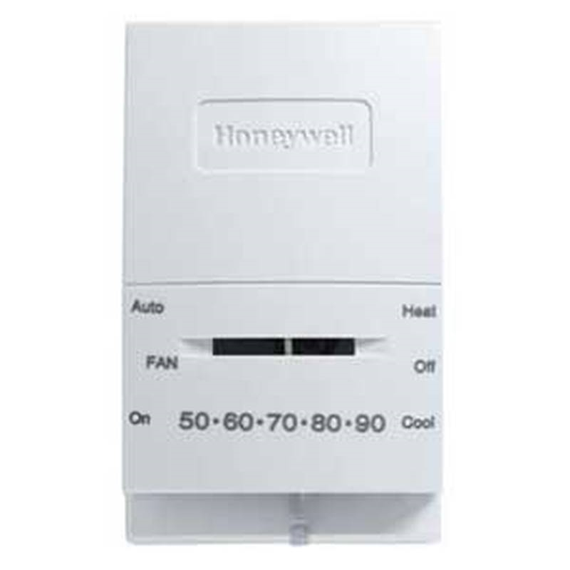 honeywell thermostat manual 2 button