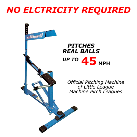 first pitch pitching machine owners manual