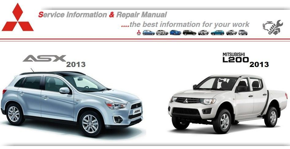 2010 mitsubishi outlander service manual