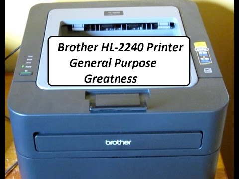 brother hl 2240 user manual