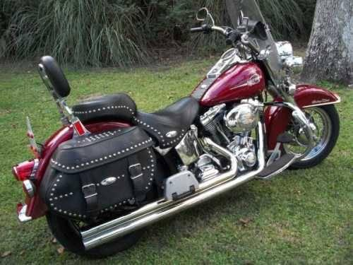 2006 harley davidson heritage softail classic owners manual