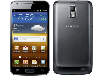 samsung galaxy s ii owner manual
