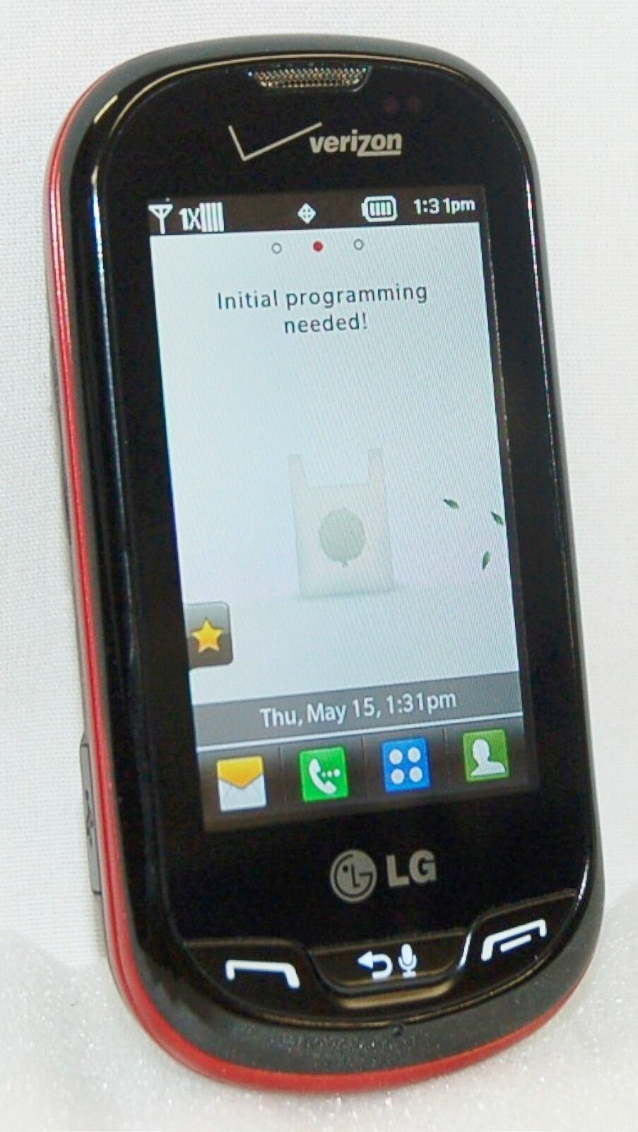 manual for lg extravert 2 cell phone