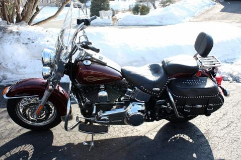 2008 heritage softail classic owners manual