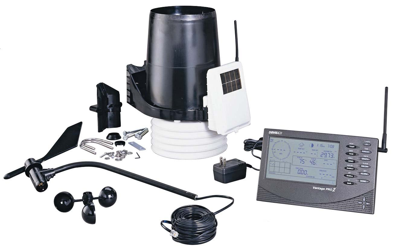 davis weather station pro 2 manual