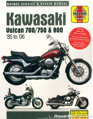 2002 kawasaki vulcan 800 owners manual