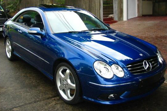 2006 clk 500 owners manual
