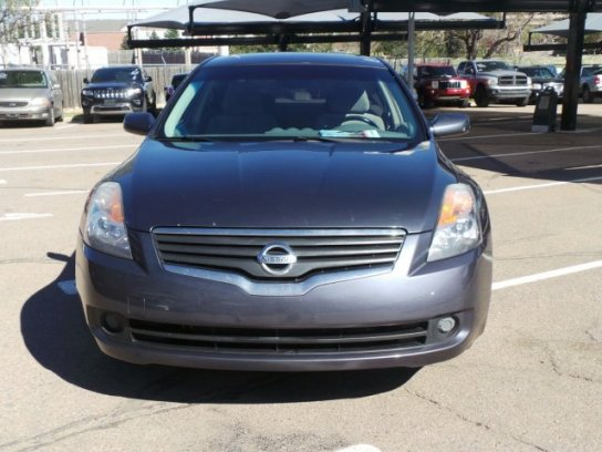 2007 nissan altima 2.5 s owners manual