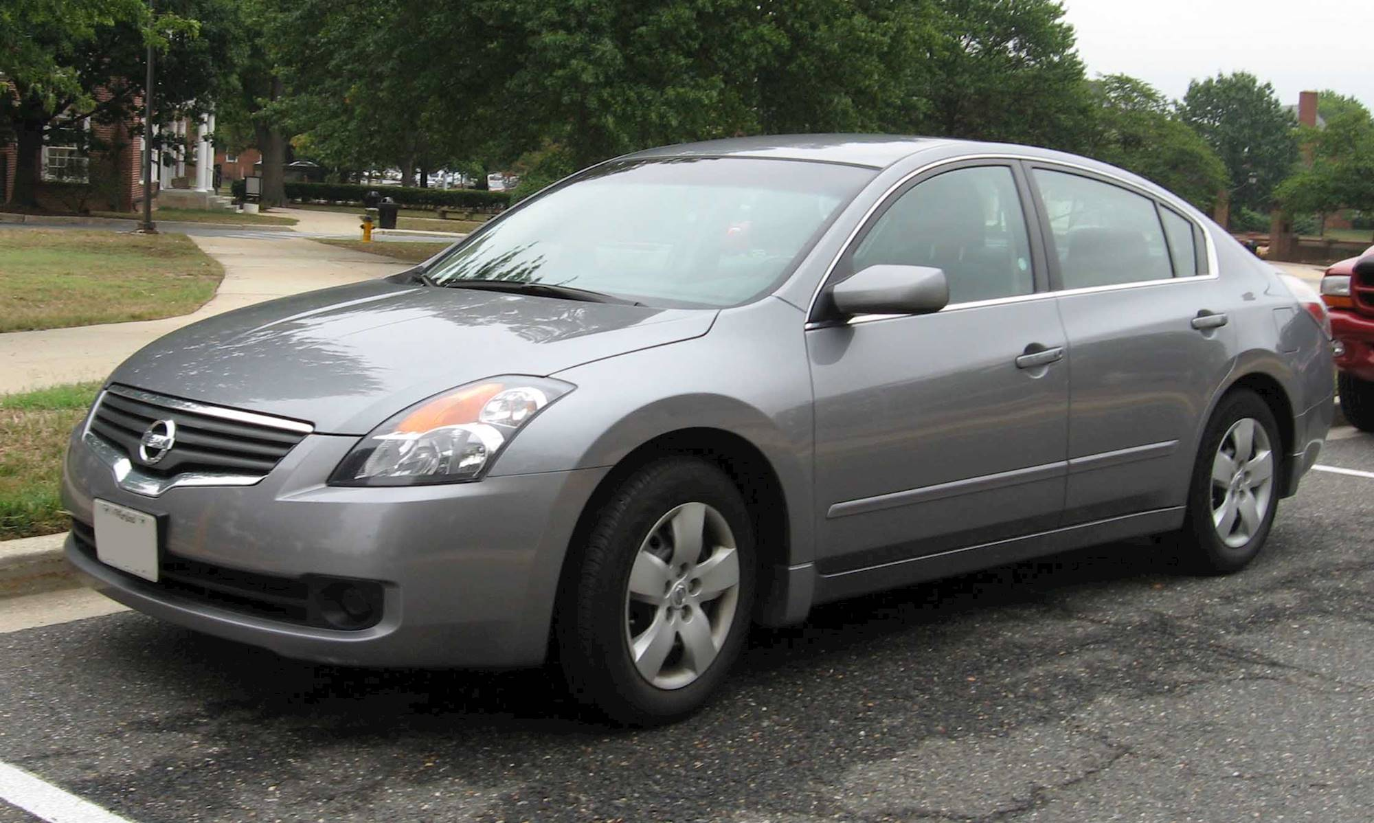 2008 nissan altima 2.5 sl owners manual
