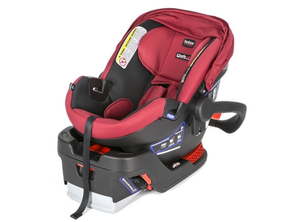 britax b safe 35 user manual