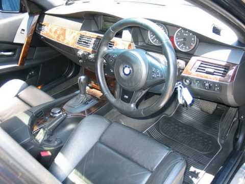 2006 bmw 530i owners manual