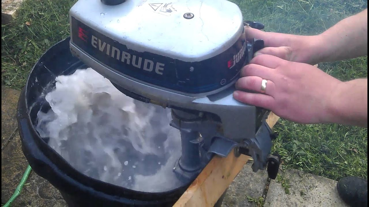 evinrude junior 2 hp manual
