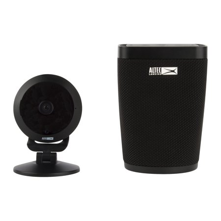 altec lansing voice activated smart security system user manual