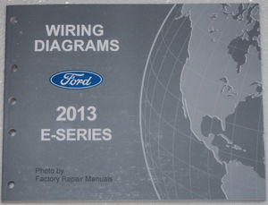 2013 ford e350 owners manual
