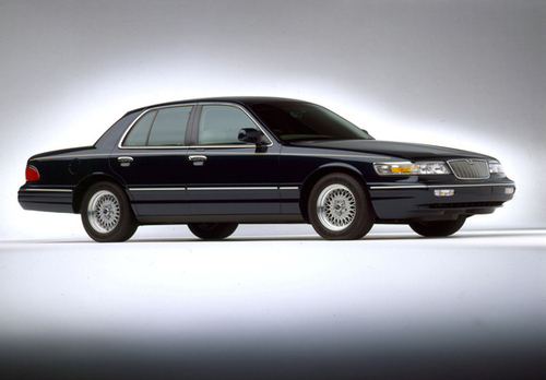 1995 mercury grand marquis owners manual