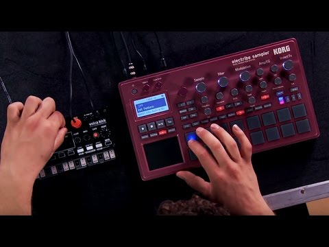 korg elecgribe sampler 2 manual
