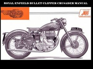 royal enfield bullet owners manual